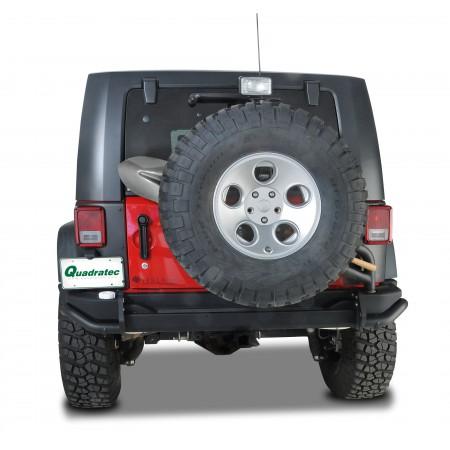 Задний бампер с калиткой AEV , для 07-18 Jeep Wrangler JK, с внутренним баком для жидкостей, в комплекте помпа