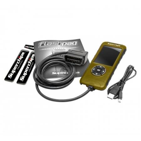 Супер Чип, Чип тюнинг для 2007+ Jeep Wrangler JK Rubicon, Superchips Flashpaq