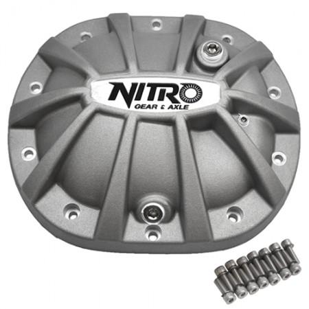 """Алюминиевая крышка редуктора, для  Chrysler, CHY 8.25"""", Nitro Xtreme Aluminum Differential Cover"""