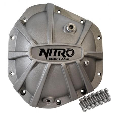 Алюминиевая крышка редуктора, для Dana 60, 61 & 70, D60, D61 & D70, Nitro Xtreme Aluminum Differential Cover