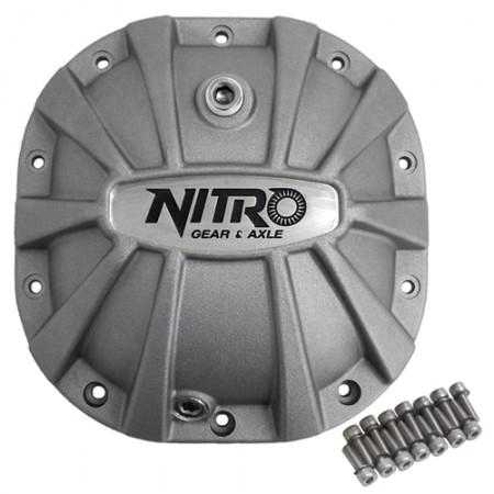 "Алюминиевая крышка редуктора, для Ford 8.8"", Nitro Xtreme Aluminum Differential Cover"