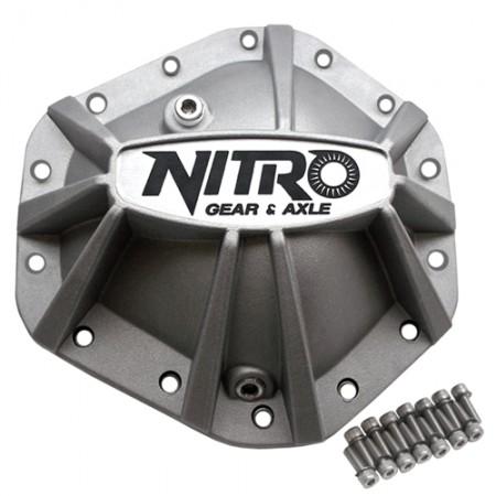 "Алюминиевая крышка редуктора, для GM 10.5"", 14 bolt, 14T, Nitro Xtreme Aluminum Differential Cover"