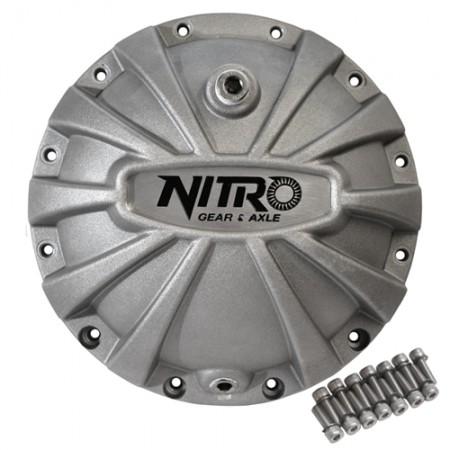 Алюминиевая крышка редуктора, для мостов Model 20, M20, Nitro Xtreme Aluminum Differential Cover
