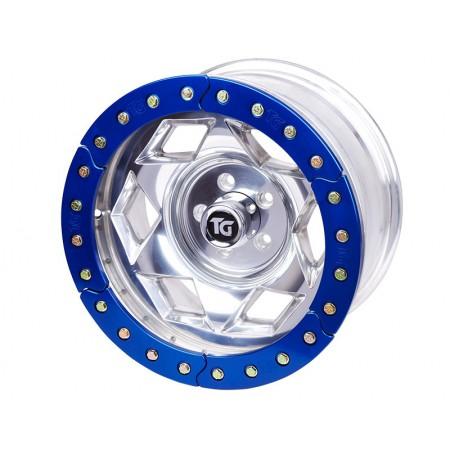 """Диск с Бедлоком для Jeep Wrangler 2007-2013,  JK,  (5 on 5.00"""" w 3.75"""" BS), 17"""" Aluminum Beadloclk Wheel"""