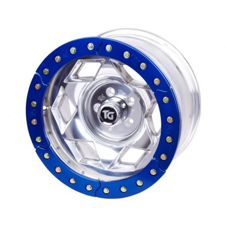 "Диск с Бедлоком для Toyota Tacoma/FJ Cruiser/4Runner (6 on 5.5"" w 3.75"" BS), 17"" Aluminum Beadloclk Wheel"
