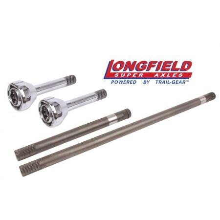 """Комплект усиленных полуосей и ШРУСов для переднего моста RockAssault™ +3"""" Toyota Hilux/4Runner (TG 30 шлицов), сталь 4340 хромолибден (+76%) Longfield SuperAxles 303399-1-KIT"""