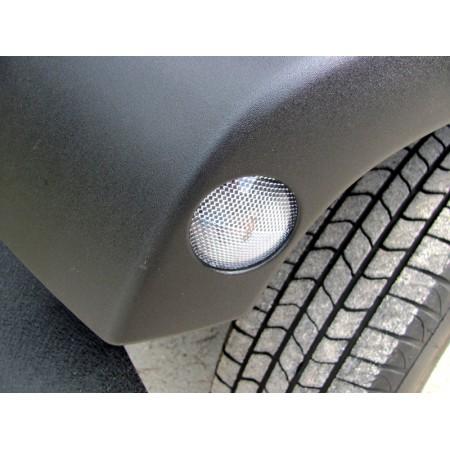 Комплект боковых поворотников для  2007-2018 JK Wrangler;