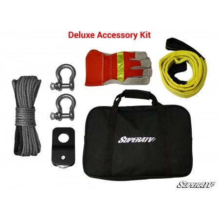 Набор для работы с лебедкой, UTV-ATV, SuperATV Winch Accessory Kit