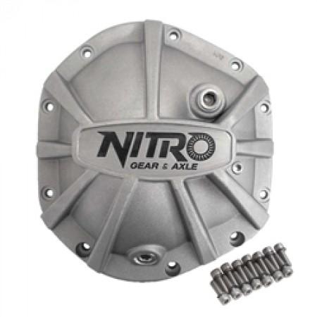 Крышка дифференциалов DANA 44 усиленная (алюминий) Nitro Gear and Axle NPCOVER-D44