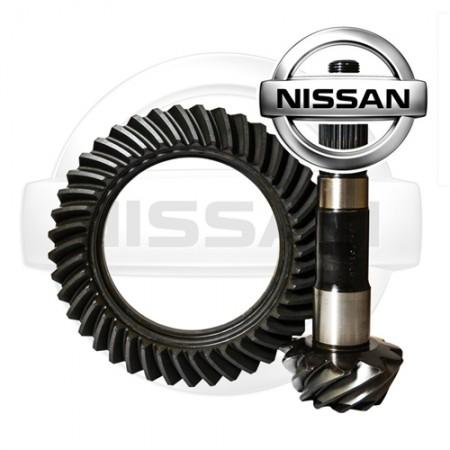 Главная пара  Nissan Titan, Armada, Xterra D44, Передаточное число 3.13, Rear(Задняя) Ring & Pinion