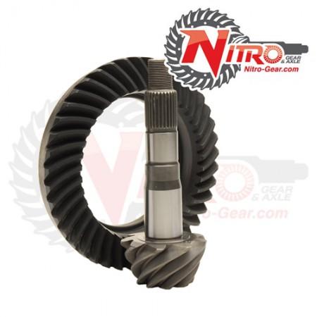 """Главная пара Toyota 8.2"""", 4.56 Передаточное число, Nitro Ring & Pinion, T8.2-456-NG"""