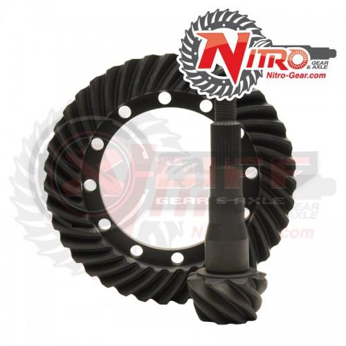 """Главная пара для Toyota 9.5"""", Land Cruiser, Передаточное число 4.56, Nitro Ring & Pinion"""