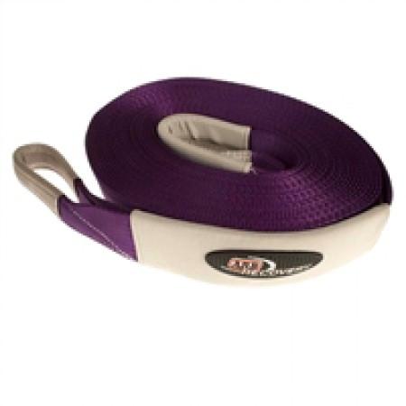 Стропа, рывковая,  ARB 9,900 lb 66' Winch Extension Strap (Purple)